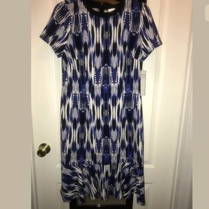 London Times Dress Size 12 NWT